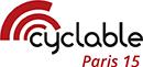 Cyclable Paris 15e